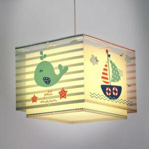 Dalber Námornícka detská závesná lampa Petit tmavomodrá