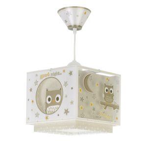 Dalber Detská závesná lampa Good Night, 1-plameňová