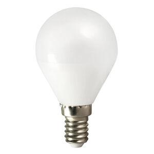 BIOleDEX LED žiarovka TEMA E14 5W kvapka teplá biela AC/DC
