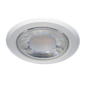 BIOleDEX Zapustené LED svietidlo Dekto 10,5cm 60° 15W 4000K