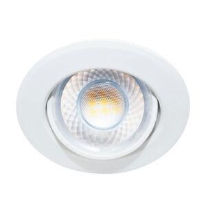 BIOleDEX Zapustené LED Dekto 7,8cm 38° 8W Ra90 4000K
