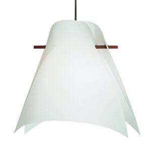 Domus Závesná lampa Plan B, gaštan