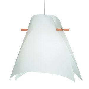 Domus Závesná lampa Plan B, buk