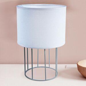 DUOLLA Stolná lampa Carla S, biela