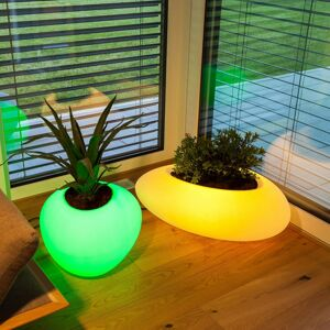DEGARDO Lampa Storus VII LED RGBW, vysaditeľná biela