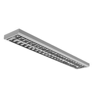 EGG Rastrové LED osvetlenie, kancelárie, 66 W, 3000 K