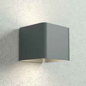 Eco-Light Antracitové nástenné LED svetlo Dodd