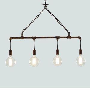 Eco-Light Závesná lampa Amarcord, 4-plameňová
