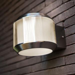 Eco-Light Vonkajšie nástenné LED svietidlo Whisper