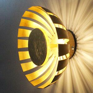 Eco-Light Nástenné LED svietidlo Flare Medium, zlaté