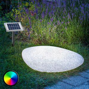 Esotec Vonkajšie ozdobné solárne LED Stone 40