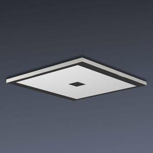 Evotec Štvorcové stropné LED svietidlo Zen, Color Control