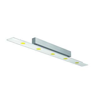 Evotec Stropné LED svietidlo Sun so sklom ESG 110cm