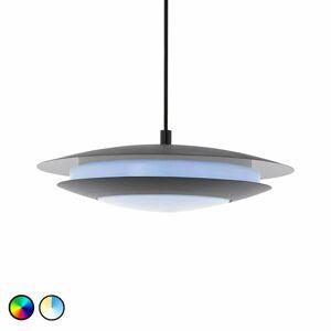 EGLO CONNECT EGLO connect Moneva-C závesné LED svetlo Ø 40,5 cm