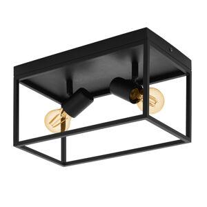 EGLO Stropné svietidlo Silentina, 2 svetlá, 36x18cm