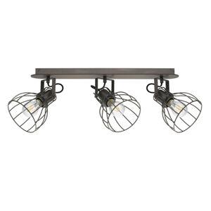 EGLO Stropné svietidlo Sambatello, tri svetlá