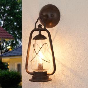 Vonkajšie nástenné svietidlá