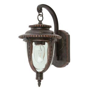 Elstead Vonkajšie nástenné svietidlo St. Louis M výška 40