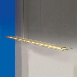Escale Escale Skyline závesné LED striebro stmievateľné