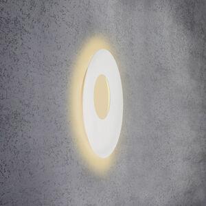 Escale Escale Blade Open nástenné LED, biele Ø 59cm