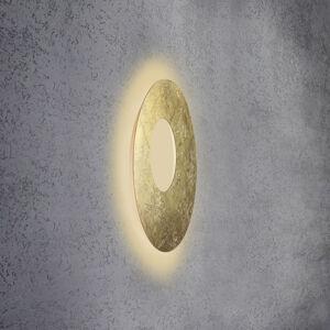 Escale Escale Blade Open nástenné LED lístkové zlato Ø 59