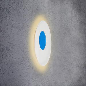 Escale Escale Blade Open nástenné LED RGB+W biela Ø59cm