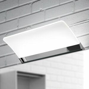 Ebir Plošné zrkadlové LED svietidlo Angela IP44, 16cm