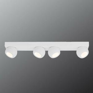 AEG AEG Balleo LED stropná lampa, štyri svetlá