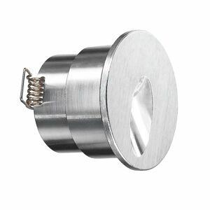 Fabas Luce Vonkajšie zapustené nástenné svetlo Quincy LED