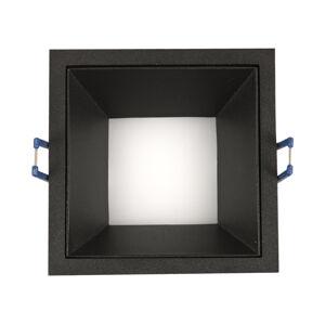 ATILED Zapustené LED svetlo Kris 3000K symetrické čierne