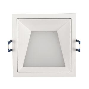 ATILED Zapustené LED svetlo Kris 3000K asymetrické biele
