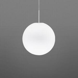 Fabbian Fabbian Lumi Sfera sklenená závesná lampa, Ø 14cm