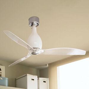 FARO BARCELONA Dizajnérsky stropný ventilátor Mini Eterfan