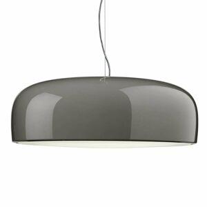 FLOS FLOS Smithfield – závesná lampa v sivej
