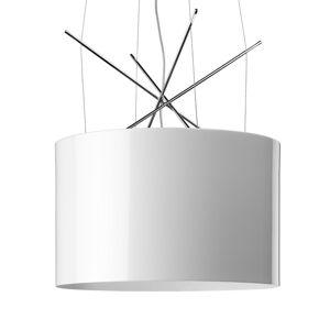 FLOS FLOS Ray S závesná lampa, biela