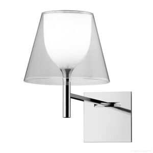 FLOS FLOS KTribe W nástenná lampa transparentná