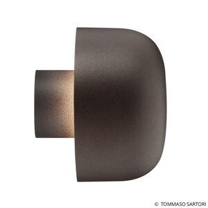 FLOS FLOS Bellhop vonkajšia nástenná 2700 K tmavo-hnedá