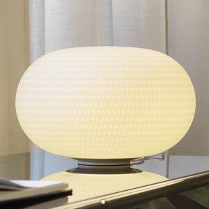 Fontana Arte Fontana Arte Biana – stolná LED lampa 30cm