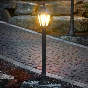 Fumagalli Čierne LED Mizar Anna odolné voči morskej vode
