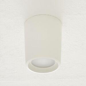 Fumagalli Vstavaná downlight lampa Livia Ø 18 cm biela/matná