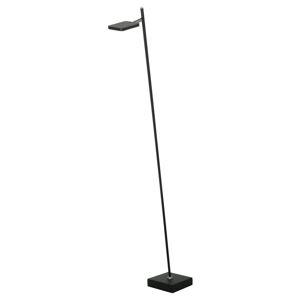 Freelight Stojaca LED lampa Block, 1-plameňová čierna