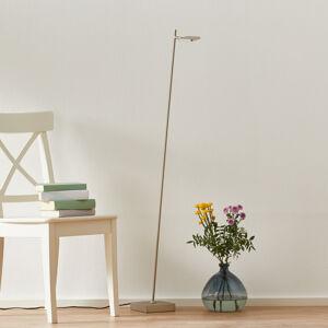 Freelight Stojaca LED lampa Block, 1-plameňová, oceľ