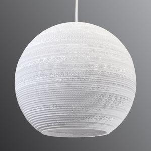 Graypants Guľatá závesná lampa Lopta – Ø 45cm
