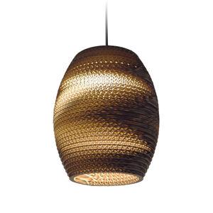 Graypants Závesná lampa Oliv Pendant Natural