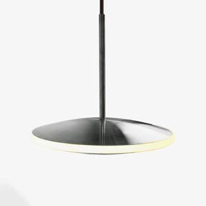 Graypants Závesné LED svietidlo Chrona Dish10h, oceľ
