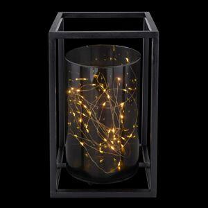 Globo Solárne LED svietidlo 33817 s kovovým rámom