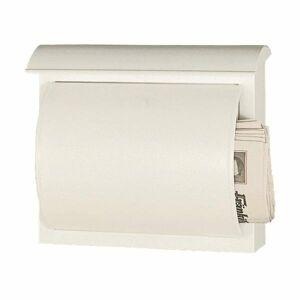 Heibi Poštová schránka TORES biela