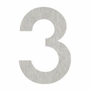 Heibi Čísla domu – číslica 3