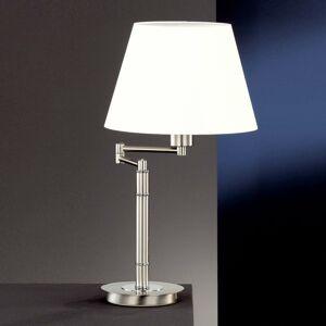 FISCHER & HONSEL Stolná lampa Berlin chróm