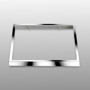 HERA Dištančný krúžok pre ARF Q-LED, chróm